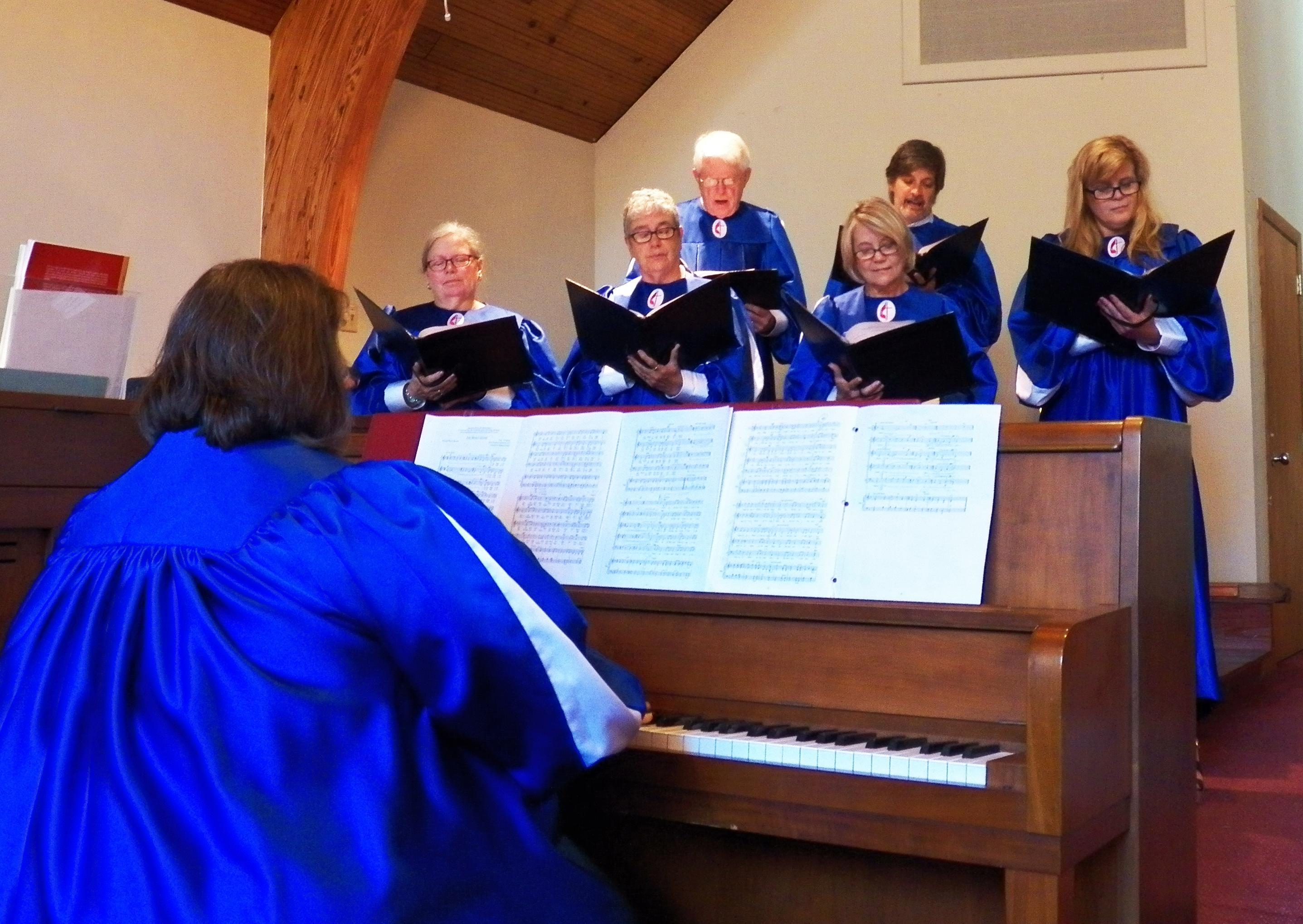 Welcome Back Sunday 2017 – Cape Elizabeth United Methodist Church